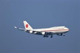 ゆなりあさんが、新千歳空港で撮影した航空自衛隊 747-47Cの航空フォト(飛行機 写真・画像)