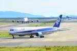 Cherry blossoms さんが、関西国際空港で撮影した全日空 767-381/ERの航空フォト(写真)