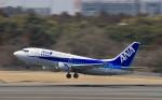 マウンテンエアウェイズさんが、成田国際空港で撮影した全日空 737-54Kの航空フォト(写真)