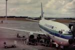 ヒロリンさんが、オークランド空港で撮影したニュージーランド航空 737-219C/Advの航空フォト(写真)