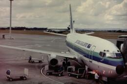 ヒロリンさんが、オークランド空港で撮影したニュージーランド航空 737-219C/Advの航空フォト(飛行機 写真・画像)