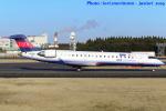 いおりさんが、成田国際空港で撮影したアイベックスエアラインズ CL-600-2C10 Regional Jet CRJ-702ERの航空フォト(写真)