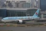 ドラパチさんが、羽田空港で撮影した大韓航空 777-2B5/ERの航空フォト(写真)