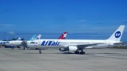 westtowerさんが、カムラン国際空港で撮影したUTエア 757-2Q8の航空フォト(飛行機 写真・画像)