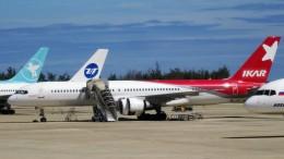 westtowerさんが、カムラン国際空港で撮影したイカル 757-2Q8の航空フォト(飛行機 写真・画像)
