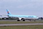kumagorouさんが、仙台空港で撮影した大韓航空 A330-322の航空フォト(写真)