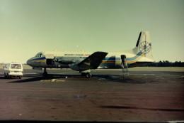 ヒロリンさんが、クライストチャーチ国際空港で撮影したマウントクック・エアライン BAe-748の航空フォト(飛行機 写真・画像)