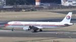 パンダさんが、成田国際空港で撮影した中国東方航空 A321-211の航空フォト(写真)