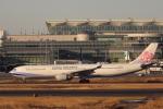 kenzy201さんが、羽田空港で撮影したチャイナエアライン A330-302の航空フォト(写真)