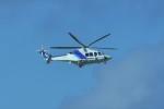 kumagorouさんが、那覇空港で撮影したオールニッポンヘリコプター AW139の航空フォト(写真)
