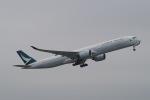 taka2217さんが、成田国際空港で撮影したキャセイパシフィック航空 A350-1041の航空フォト(写真)