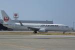 AlphaWing737ケインさんが、那覇空港で撮影したJALエクスプレス 737-846の航空フォト(写真)