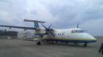 AlphaWing737ケインさんが、久米島空港で撮影した琉球エアーコミューター DHC-8-103Q Dash 8の航空フォト(写真)