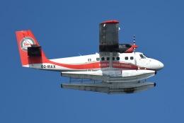 cornicheさんが、ヴェラナ国際空港で撮影したトランス・モルジビアン・エアウェイズ DHC-6-300 Twin Otterの航空フォト(写真)