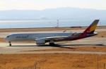 ハピネスさんが、関西国際空港で撮影したアシアナ航空 A350-941の航空フォト(飛行機 写真・画像)