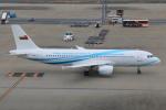 やつはしさんが、羽田空港で撮影したオマーン空軍 A320-214X CJ Prestigeの航空フォト(写真)