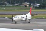 kuro2059さんが、鹿児島空港で撮影した日本エアコミューター 340Bの航空フォト(写真)