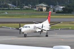 kuro2059さんが、鹿児島空港で撮影した日本エアコミューター 340Bの航空フォト(飛行機 写真・画像)