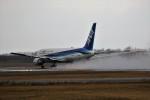 もぐ3さんが、新潟空港で撮影した全日空 767-381/ERの航空フォト(写真)