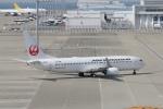 pringlesさんが、中部国際空港で撮影した日本トランスオーシャン航空 737-8Q3の航空フォト(写真)