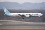 kumagorouさんが、新千歳空港で撮影したAIR DO 767-381の航空フォト(写真)
