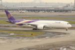 OMAさんが、羽田空港で撮影したタイ国際航空 A350-941XWBの航空フォト(写真)