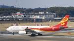 パンダさんが、成田国際空港で撮影した香港航空 A330-243の航空フォト(写真)