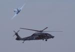 ayakahanさんが、名古屋飛行場で撮影した航空自衛隊 UH-60Jの航空フォト(飛行機 写真・画像)