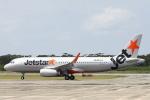 小牛田薫さんが、下地島空港で撮影したジェットスター・ジャパン A320-232の航空フォト(写真)
