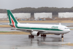maverickさんが、成田国際空港で撮影したアリタリア航空 A330-202の航空フォト(写真)