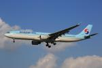 みるぽんたさんが、成田国際空港で撮影した大韓航空 A330-323Xの航空フォト(写真)