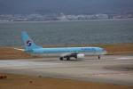 meijeanさんが、関西国際空港で撮影した大韓航空 737-9B5の航空フォト(写真)