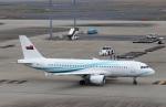 ハム太郎。さんが、羽田空港で撮影したオマーン空軍 A320-214X CJ Prestigeの航空フォト(写真)