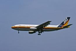 Gambardierさんが、伊丹空港で撮影した日本エアシステム A300B4-2Cの航空フォト(飛行機 写真・画像)