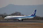 MRJさんが、広島空港で撮影した全日空 737-881の航空フォト(写真)