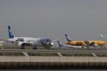 imosaさんが、羽田空港で撮影した全日空 787-9の航空フォト(飛行機 写真・画像)