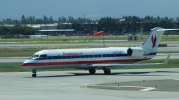 AE31Xさんが、ノーマン・Y・ミネタ・サンノゼ国際空港で撮影したスカイウエスト CL-600-2B19 Regional Jet CRJ-200LRの航空フォト(飛行機 写真・画像)