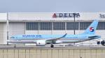 パンダさんが、成田国際空港で撮影した大韓航空 A220-300 (BD-500-1A11)の航空フォト(写真)