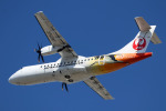 Wasawasa-isaoさんが、福岡空港で撮影した日本エアコミューター ATR-42-600の航空フォト(飛行機 写真・画像)