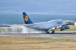 kurubouzuさんが、関西国際空港で撮影したルフトハンザドイツ航空 747-430の航空フォト(写真)