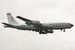 デルタおA330さんが、嘉手納飛行場で撮影したアメリカ空軍 RC-135U (739-445B)の航空フォト(写真)