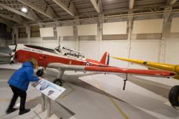 Koenig117さんが、RAF Museum Londonで撮影したイギリス空軍 DHC-1 Chipmunk T.10 (Mk 10)の航空フォト(飛行機 写真・画像)