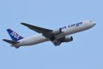 AkilaYさんが、成田国際空港で撮影した全日空 767-381/ER(BCF)の航空フォト(写真)