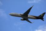 奈良ン児さんが、関西国際空港で撮影したUPS航空 767-34AF/ERの航空フォト(写真)