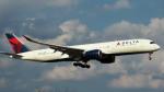 Ocean-Lightさんが、成田国際空港で撮影したデルタ航空 A350-941の航空フォト(飛行機 写真・画像)