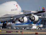 Ocean-Lightさんが、成田国際空港で撮影したアシアナ航空 747-446F/SCDの航空フォト(写真)