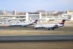 ジャガイモさんが、伊丹空港で撮影したアイベックスエアラインズ CL-600-2C10 Regional Jet CRJ-702ERの航空フォト(写真)