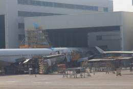 Rsaさんが、台湾桃園国際空港で撮影したAIR DO 767-381の航空フォト(写真)