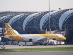 ken1☆MYJさんが、スワンナプーム国際空港で撮影したスクート A320-232の航空フォト(写真)