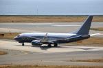 T.Sazenさんが、関西国際空港で撮影したGama アビエーション 737-700の航空フォト(飛行機 写真・画像)